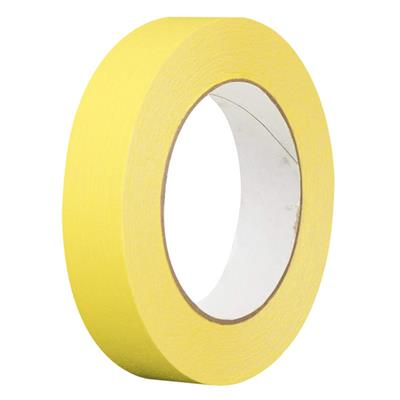 Flatback Paper Tape Yellow FB6 12MMx55M 5.8MIL 72/CS