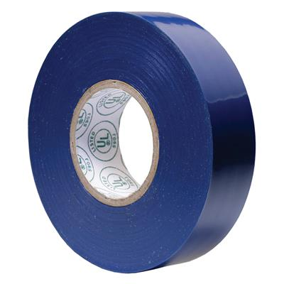 Electrical Tape Blue E1820 18MMx20M 7MIL 200/CS