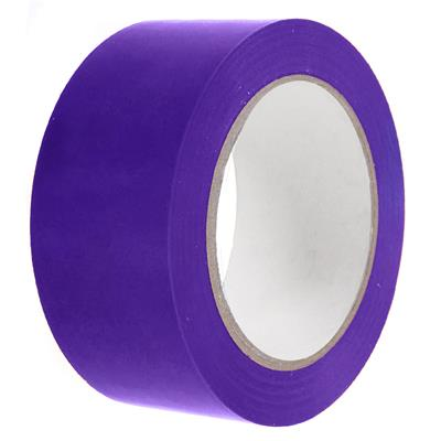 PVC Tape - Lane Marking Purple LMT 96MMx33M 6MIL 6/CS