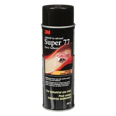 Spray Adhesive - Multi-Purpose Clear 77 467G CAN 12/CS