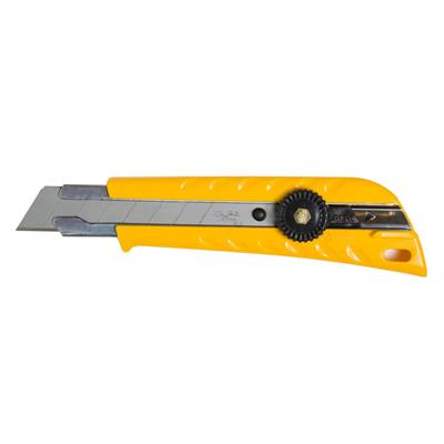 Utility Knife - Heavy Duty Pistol Grip Ratchet-Lock L-1 6/BX
