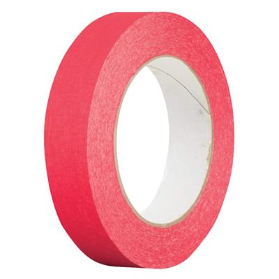 Flatback Paper Tape Red FB6 12MMx55M 5.8MIL 72/CS