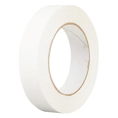 Flatback Paper Tape White FB6 6MMx55M 5.8MIL 144/CS