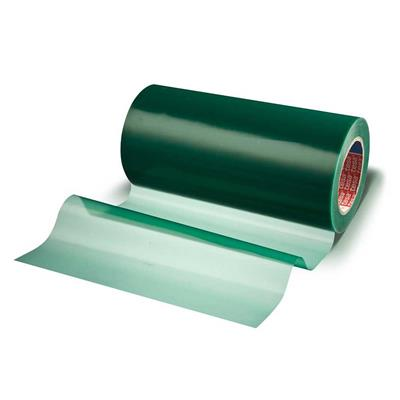 Surface Protection Tape - Polyethylene Green 51136 72MMx66M 4.1MIL 6/CS