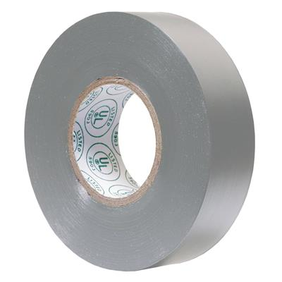 Electrical Tape Grey E1820 18MMx20M 7MIL 200/CS