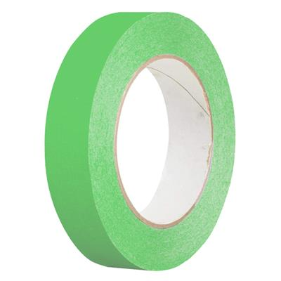 Flatback Paper Tape Green FB6 12MMx55M 5.8MIL 72/CS