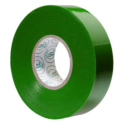 Electrical Tape Green E1820 18MMx20M 7MIL 200/CS