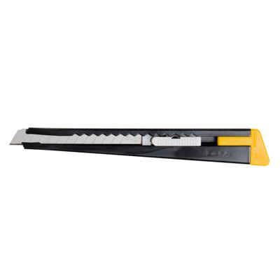Utility Knife - Standard Duty Black Metal 180 6/BX