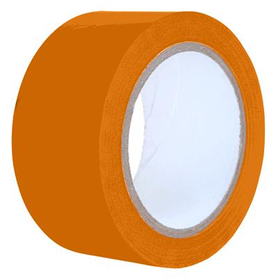 Packaging Tape - PVC Orange PVC 48MMx66M 2.2MIL 72/CS