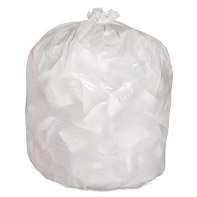 Garbage Bags - Regular Duty White GBR 20INx22IN 1.5MIL 500/CS