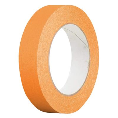 Flatback Paper Tape Orange FB6 6MMx55M 5.8MIL 144/CS