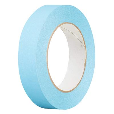 Flatback Paper Tape Light Blue FB6 6MMx55M 5.8MIL 144/CS