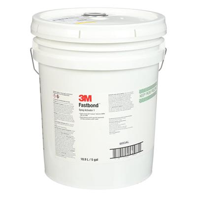 Spray Activator - Fastbond™ Clear 1 5GAL PAIL 1/CS
