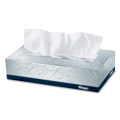 Facial Tissue - 2-Ply White 2140030 8.4INx8.0IN 100 SHEETS/BX 36/CS