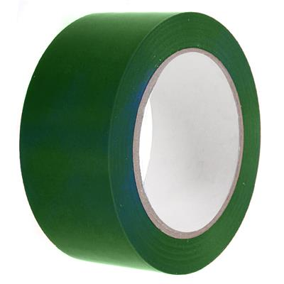 PVC Tape - Lane Marking Green LMT 24MMx33M 6MIL 12/CS