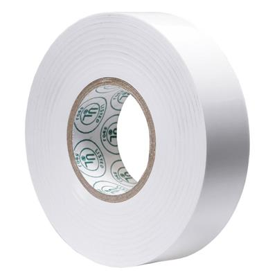Electrical Tape White E1820 18MMx20M 7MIL 200/CS