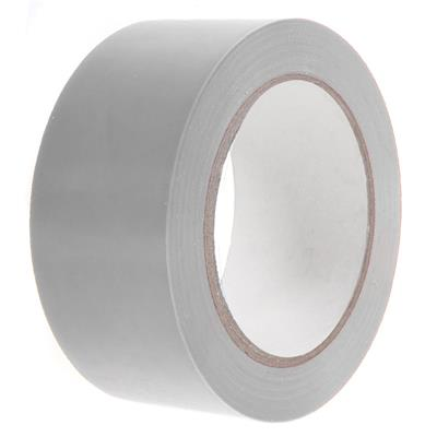 PVC Tape - Lane Marking Grey LMT 24MMx33M 6MIL 12/CS