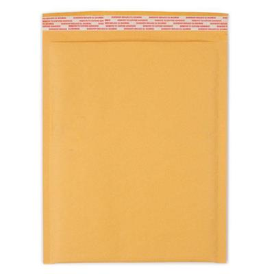 Bubble Cushion Mailers - Self Seal Kraft BCM 12.5INx19IN #6 50/CS
