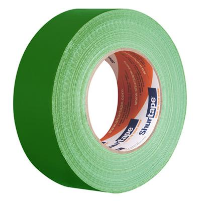 Cloth Duct Tape - Polyethylene Coated Green PC600 48MMx55M 9MIL 24/CS