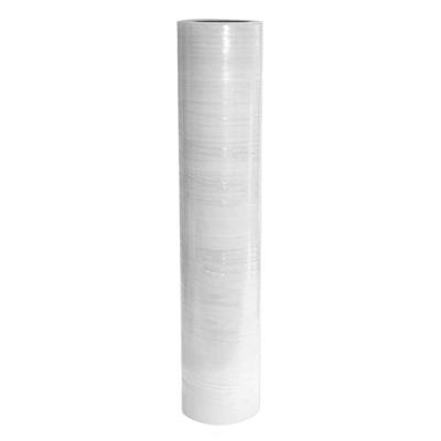 Carpet Protection Film - Reverse Wound Clear 30A80 24INx500FT 3MIL 1/CS
