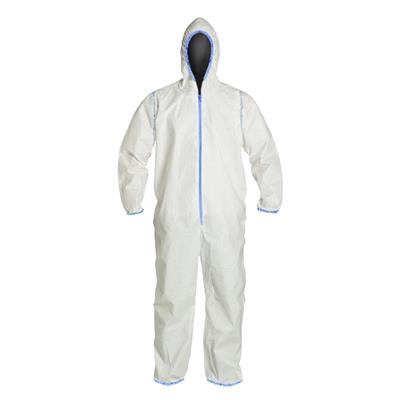 Coverall - CoverMe™ Microporous with Hood White 40-261 Large 25/CS