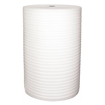 Foam Wrap - Perforated 12IN (6 Rolls 12IN) White PF132-P 72INx1350FT 1/32IN 1/CS