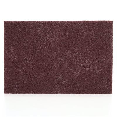 Hand Pad - Scotch-Brite™ Production Maroon 8447 6INx9IN VFN 60/CS