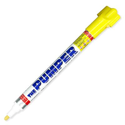 Marker - Industrial Paint Yellow The Pumper 12/BX 144/CS