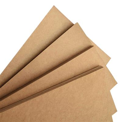 Chipboard Sheets Kraft CBS 8.5INx11IN 24PT 1000/CS