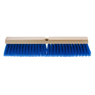 Broom Head - Fine Sweep Push Synthetic Fibre 58136 36IN 6/CS