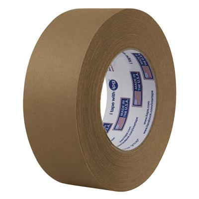 Flatback Paper Tape Kraft 525 96MMx55M 5.5MIL 12/CS
